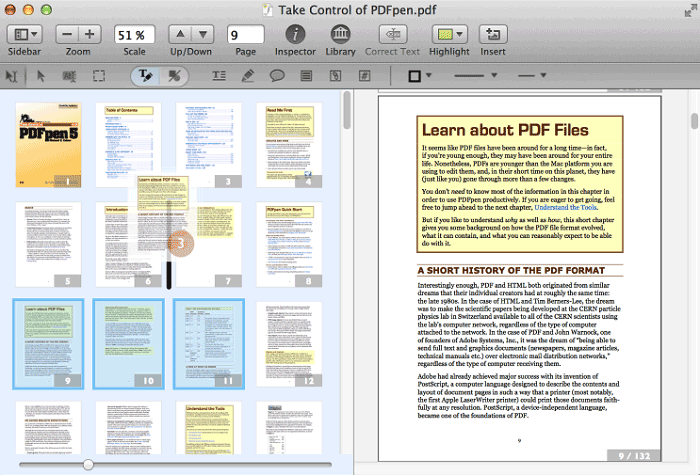 pdf editor mac open source