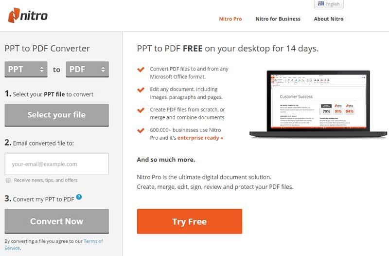 ppt to pdf converter free