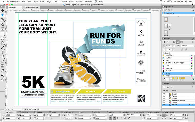 Top 10 Free InDesign Alternative for macOS 10 14 - 2019