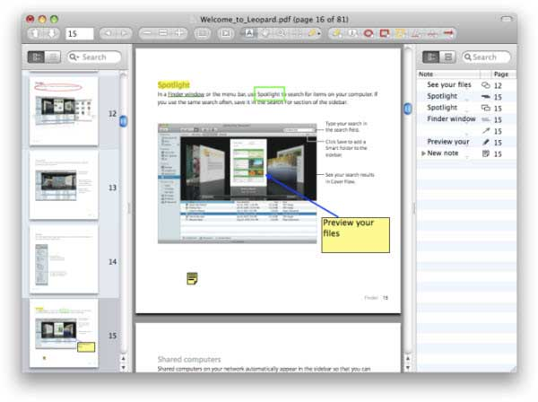 pdf editor open source mac