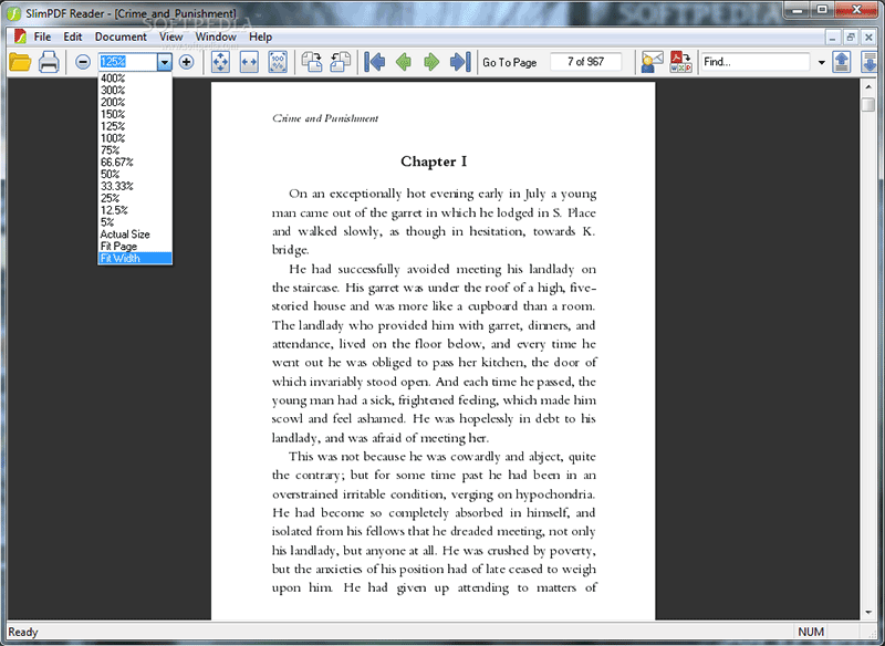 pdf reader for windows
