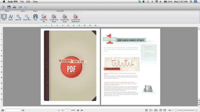 pdf reader on mac