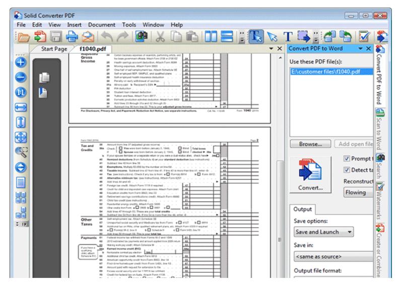 conversor pdf para doc