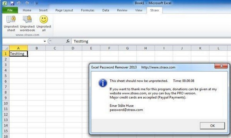 Top 5 Excel Password Remover You Should Not Miss