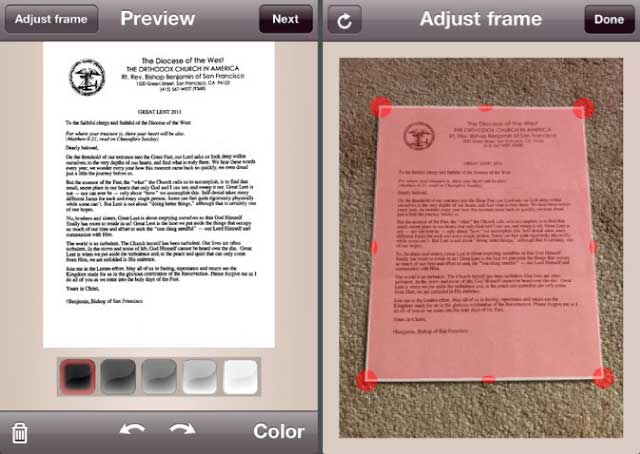 pdf scan app
