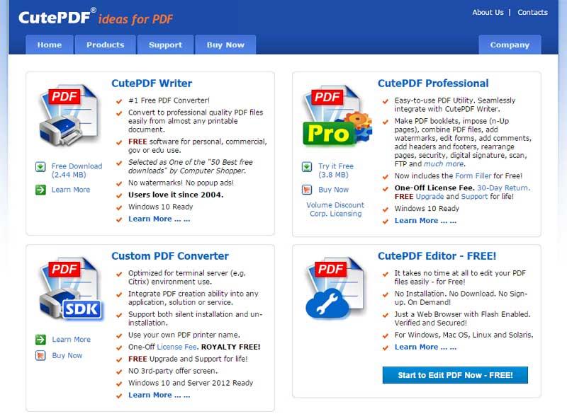 pdf converter free download full version for windows 10