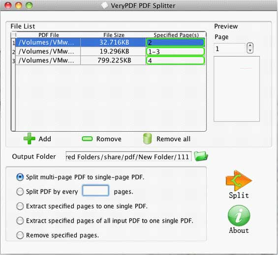 FREE PDF SPLITTER FOR MAC PDF DOWNLOAD