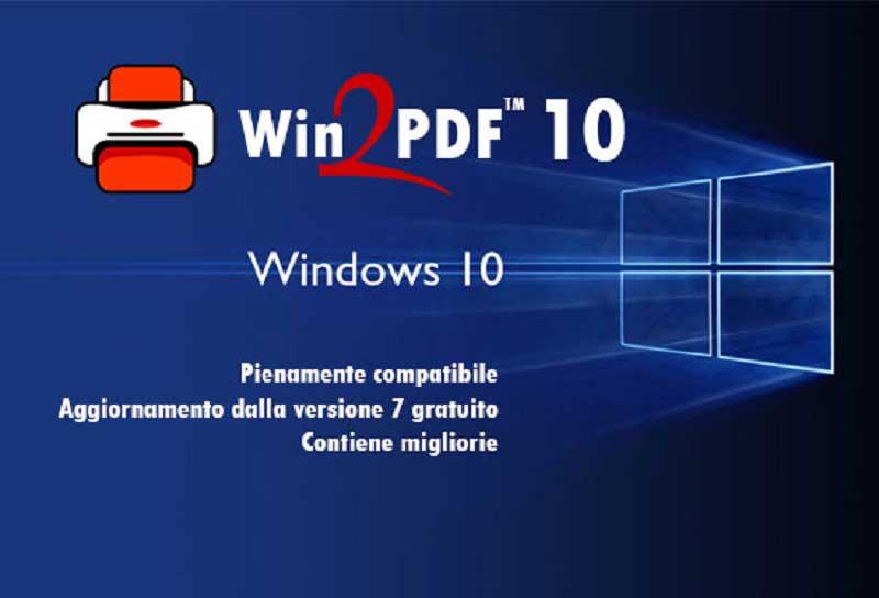 Win2PDF HTML to PDF Converter