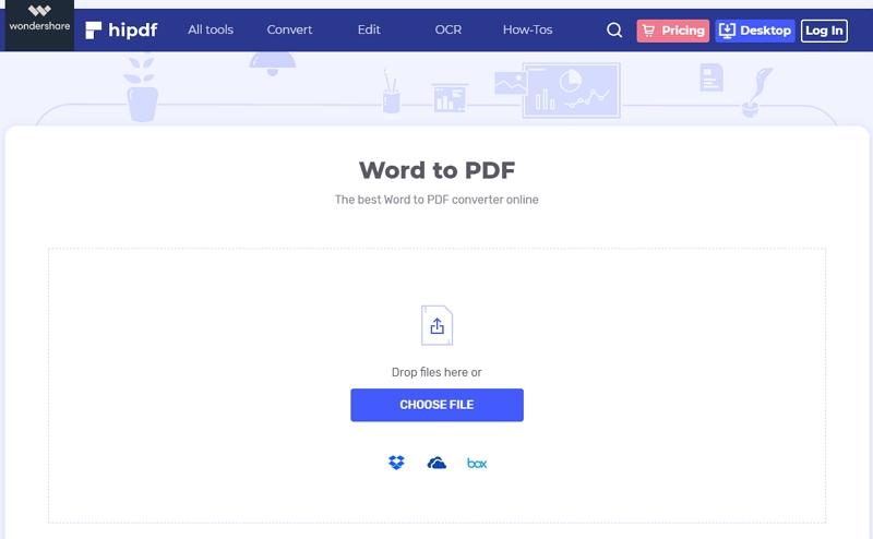 compress word to pdf online