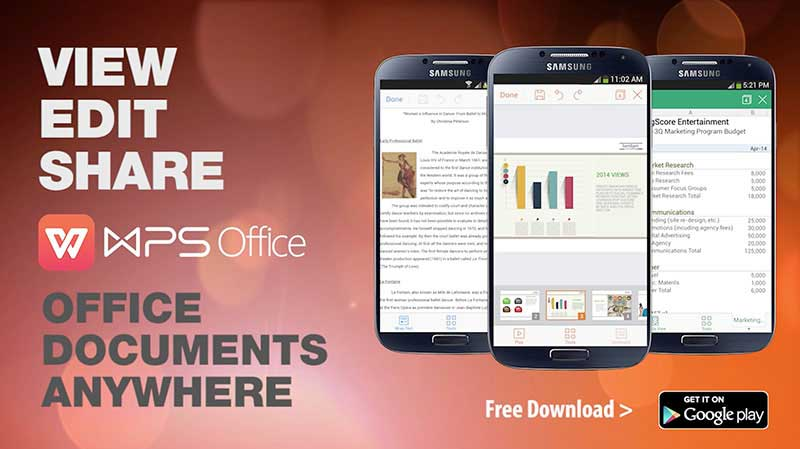 free pdf reader application for android