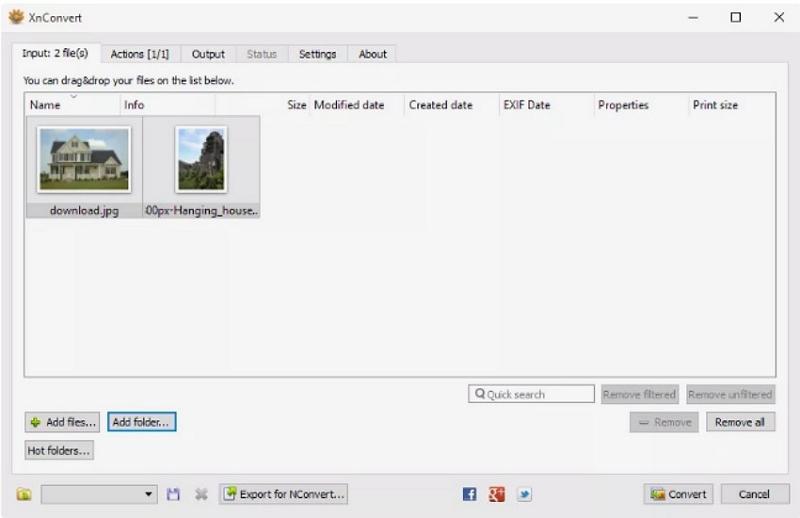 convertitore da PDF a immagine online gratuito