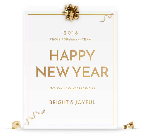 new year card templates