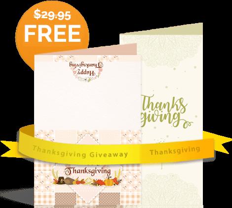 thanksgiving card templates