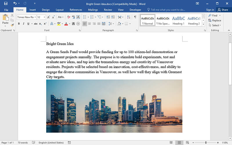 How to Add Footnotes in Word | Wondershare PDFelement