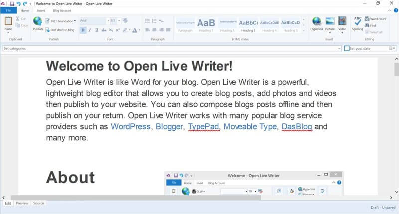 online ms word editor