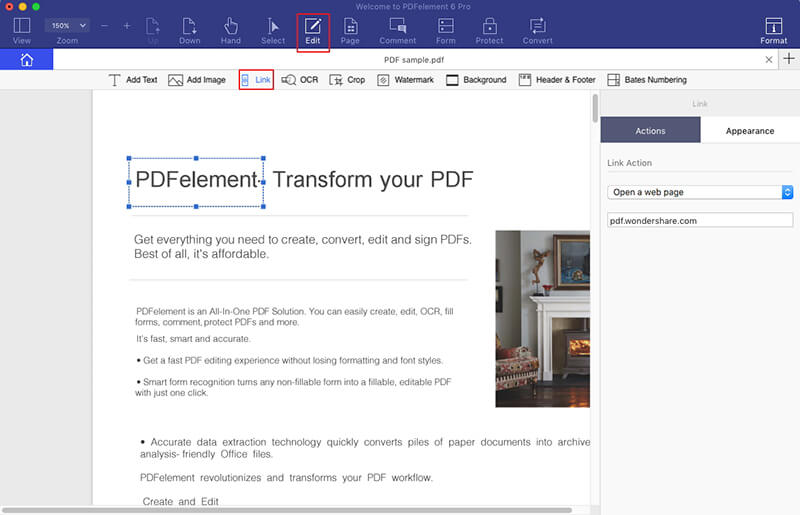 Delete pages from your PDF online